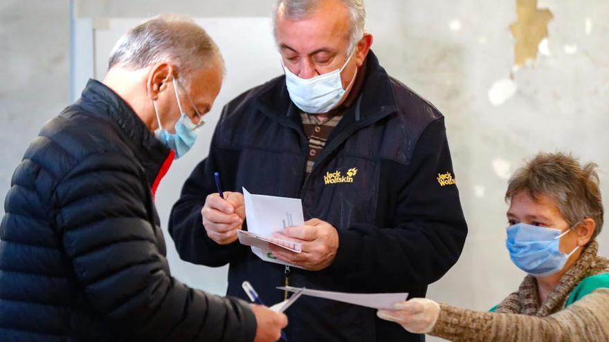 Georgia vota en unos comicios de los que podría salir el primer Gobierno de coalición