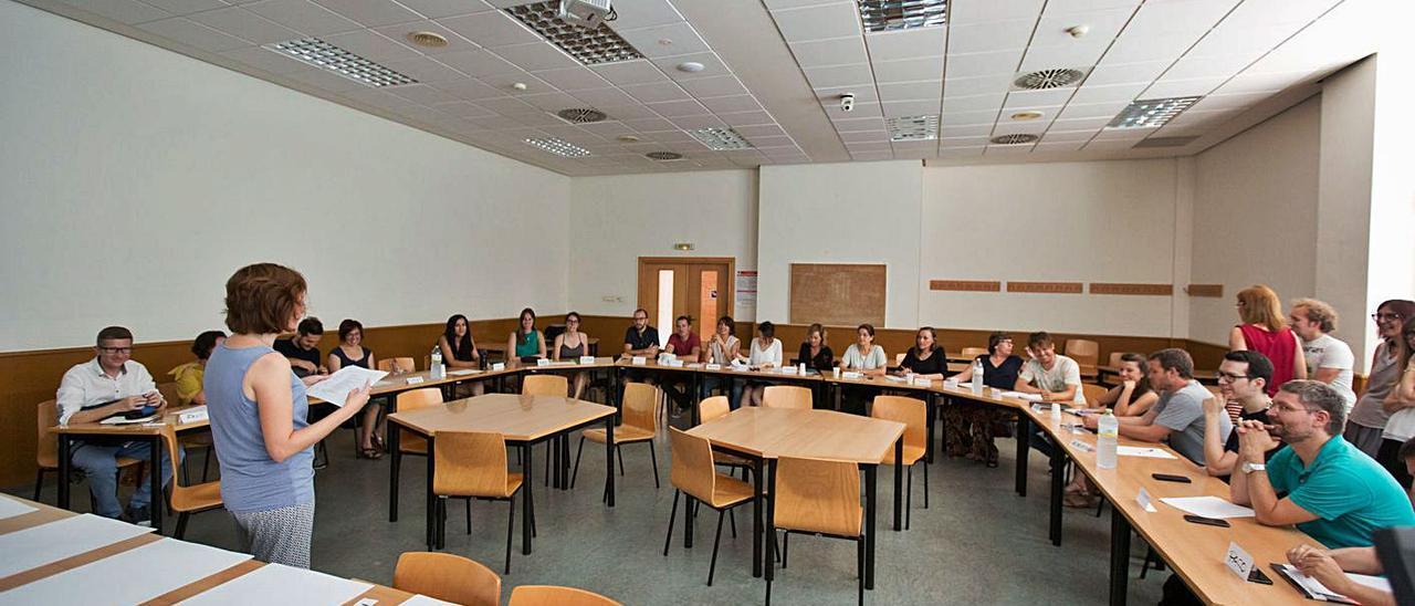 Reunión de trabajo de Katch-e en las instalaciones de ITC.  | LEVANTE-EMV