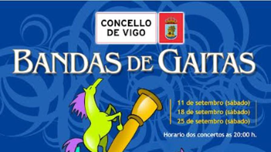 Bandas de Gaitas - Banda de Gaitas Cotogrande C.C.R. Cabral