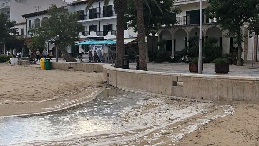 Pollença y Cala Millor figuran en la lista de las 48 peores playas del país este año