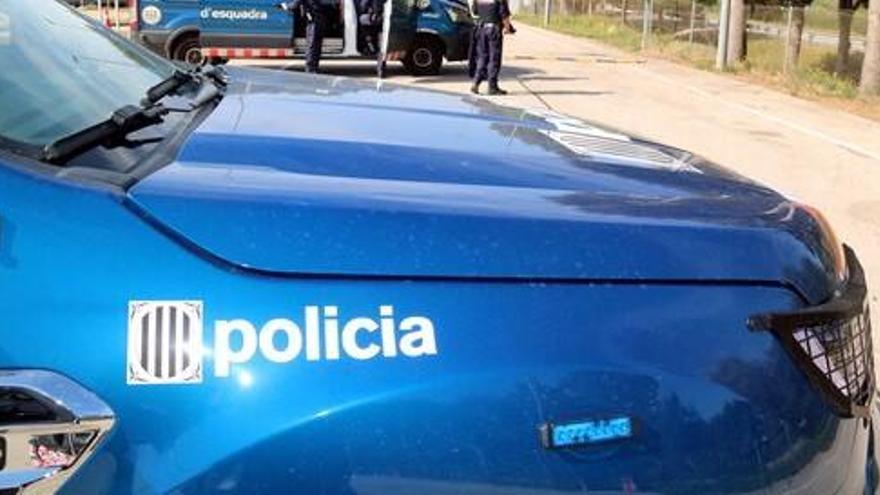 Detingut a Figueres un home pel robatori de 128 ulleres d'una òptica del carrer Rutlla