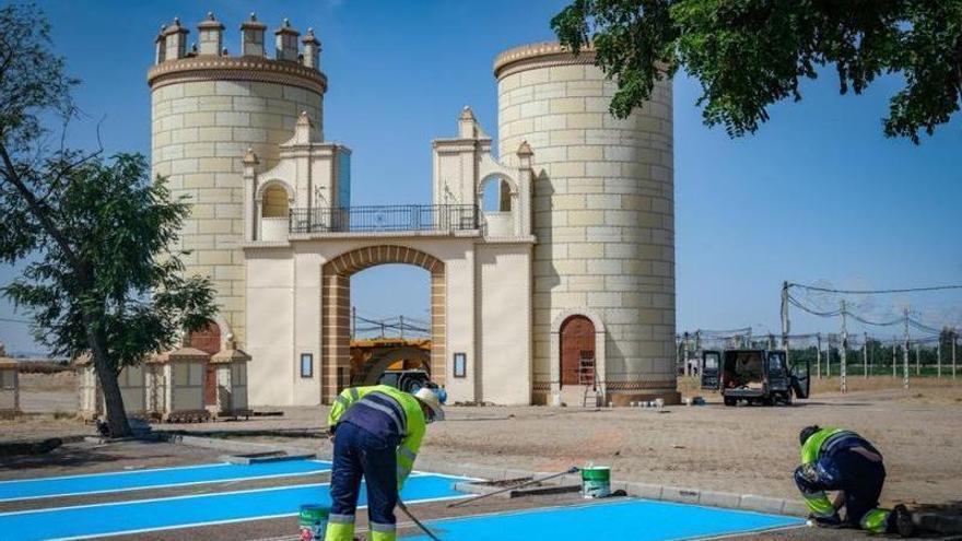 Los hosteleros de Badajoz podrán ampliar sus terrazas un 20% durante la feria