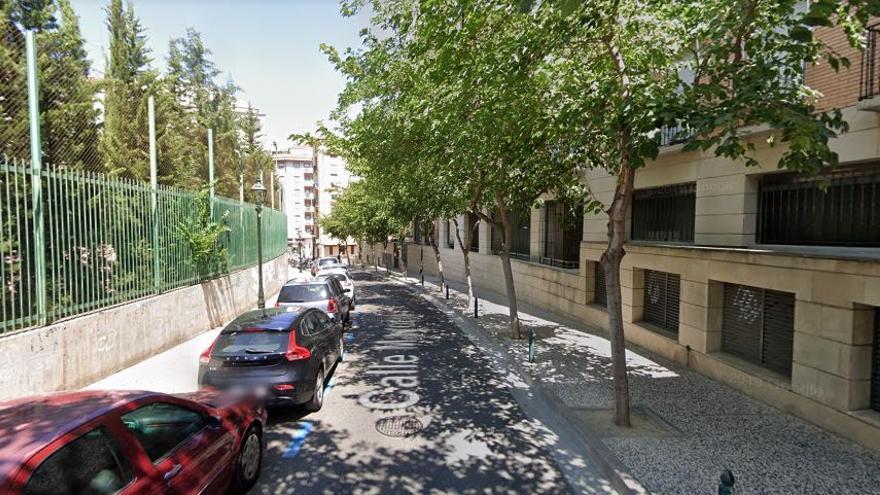 Detenido tras ser sorprendido por la policía vendiendo hachís en la calle Mayoral de Zaragoza