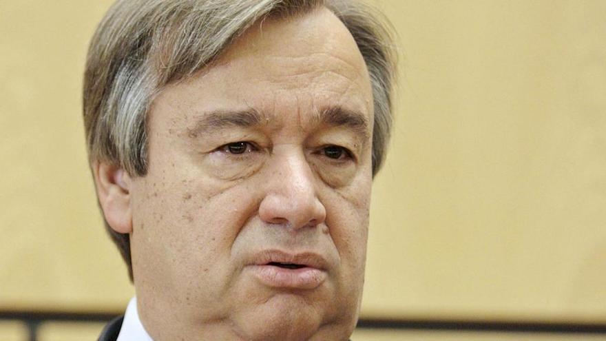 António Guterres, nuevo secretario general de la ONU