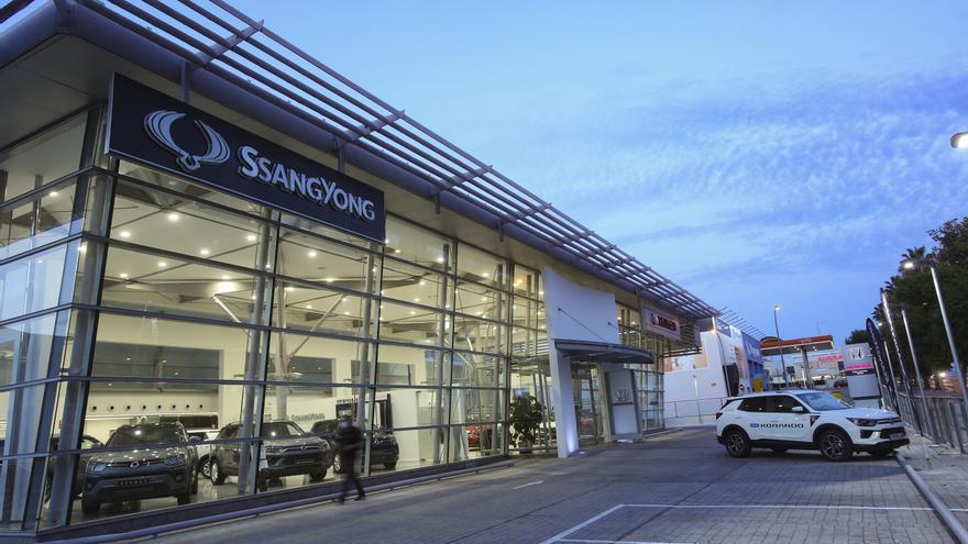 Apertura del nuevo concesionario oficial SsangYong en Alicante