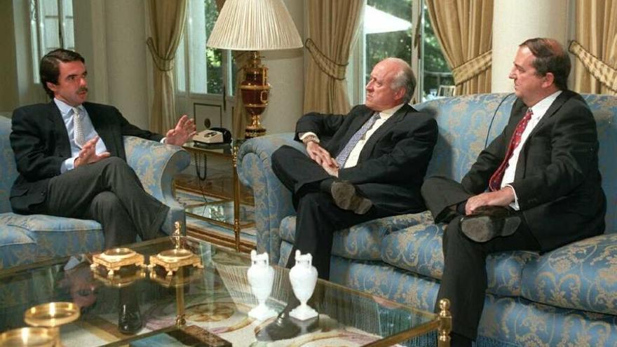 Muere Arzalluz, expresidente del PNV, a los 86 años