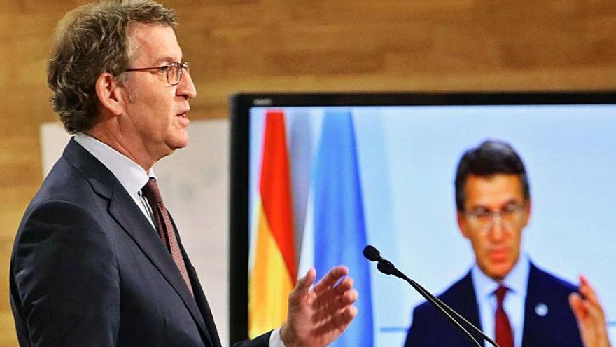 Galicia blindará por ley su facultad para dictar confinamientos y obligar a vacunarse