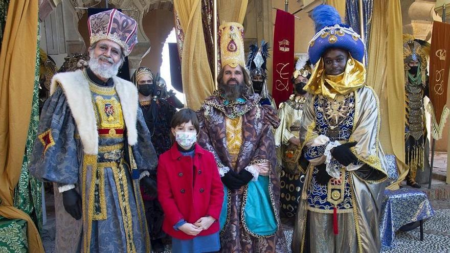 """Los niños de Málaga piden a los Reyes """"salud para todos"""""""