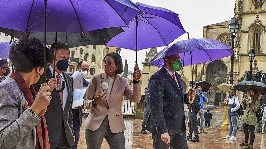 El Gobierno abre en Oviedo la carrera por los fondos para revitalizar el Camino