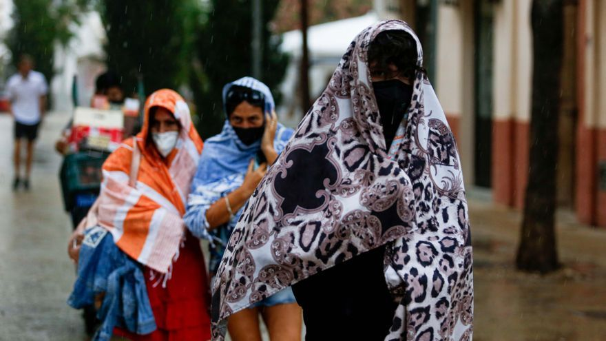 Intervalos nubosos y descenso de las temperaturas en Ibiza