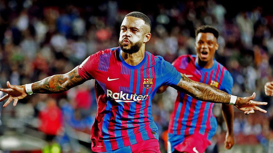 Ansu aixeca l'autoestima del Barça abans del clàssic (3-1)