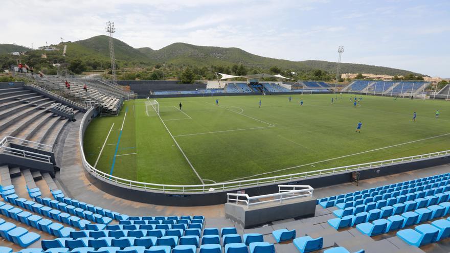 La UD Ibiza usará de forma exclusiva el estadio de Can Misses durante dos años