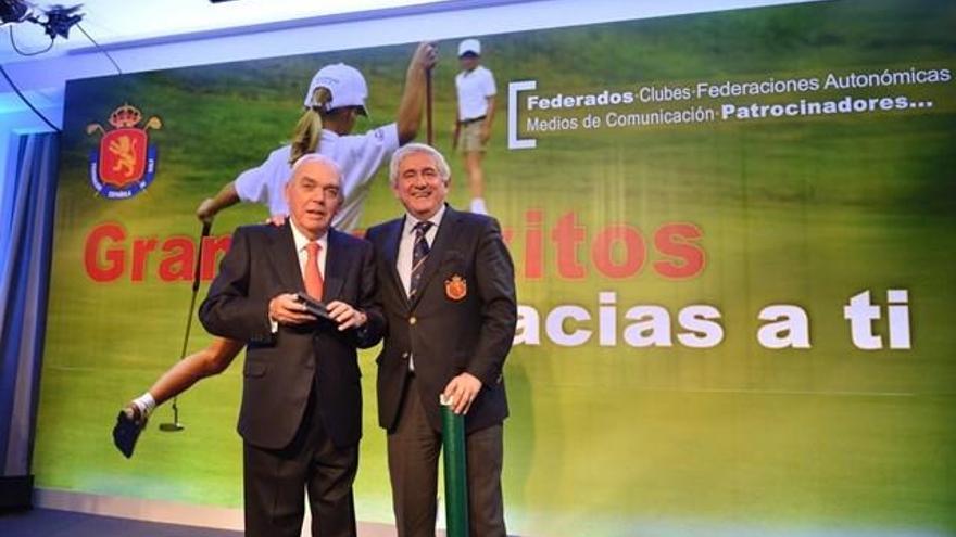 Fallece Ricardo Goytre, Medalla de Oro al Mérito en Golf de la RFEG