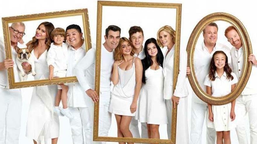 'Modern Family' terminará con su undécima temporada