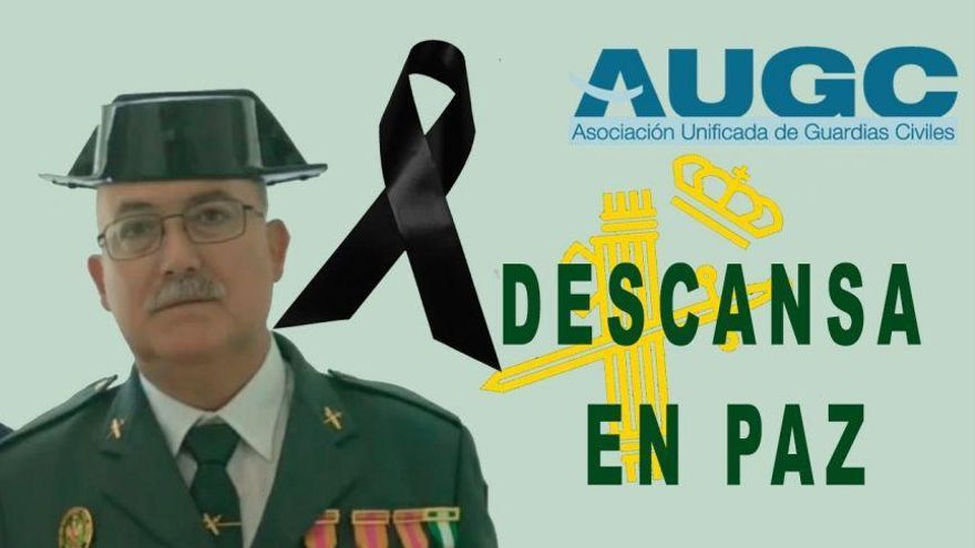 Fallece por coronavirus un guardia civil que sirvió en el destacamento de Requena