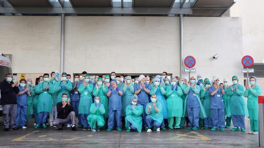 Coronavirus en Córdoba: la cooperativa olivarera San Sebastián dona 600 mascarillas al Reina Sofía