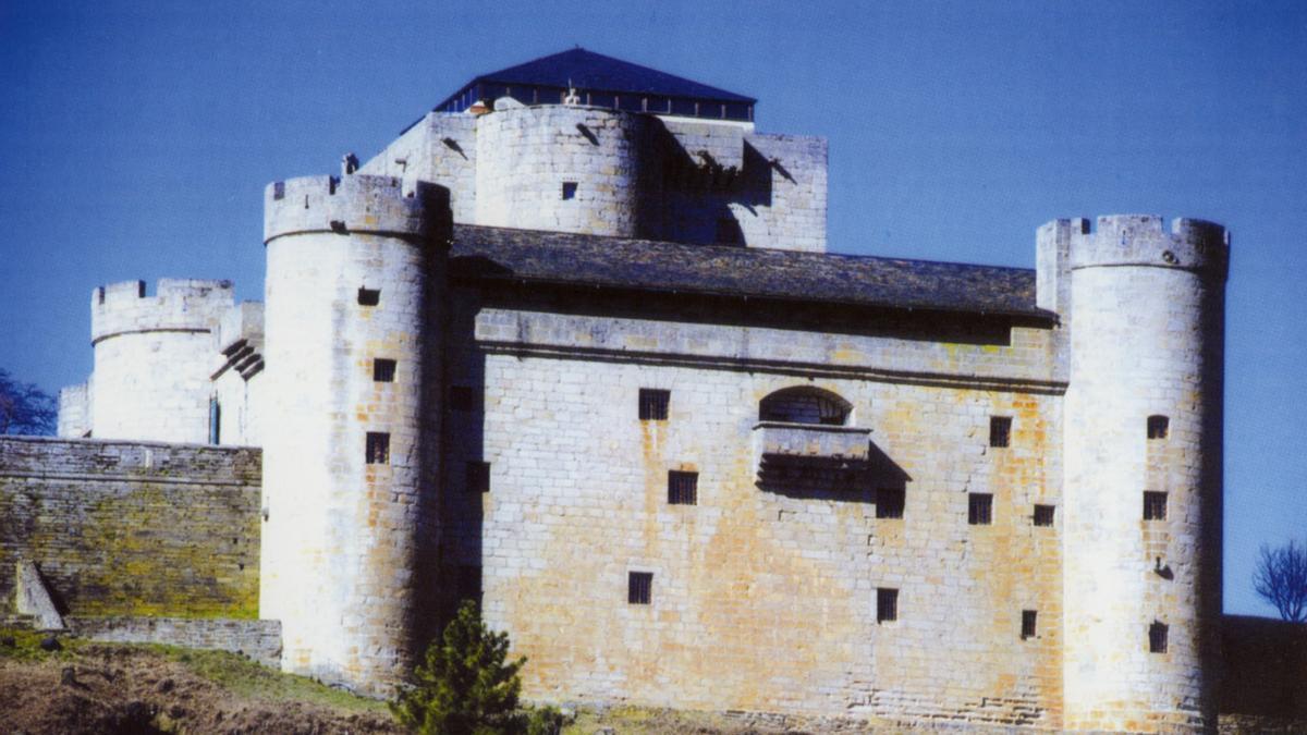 Castillo de Puebla de Sanabria.