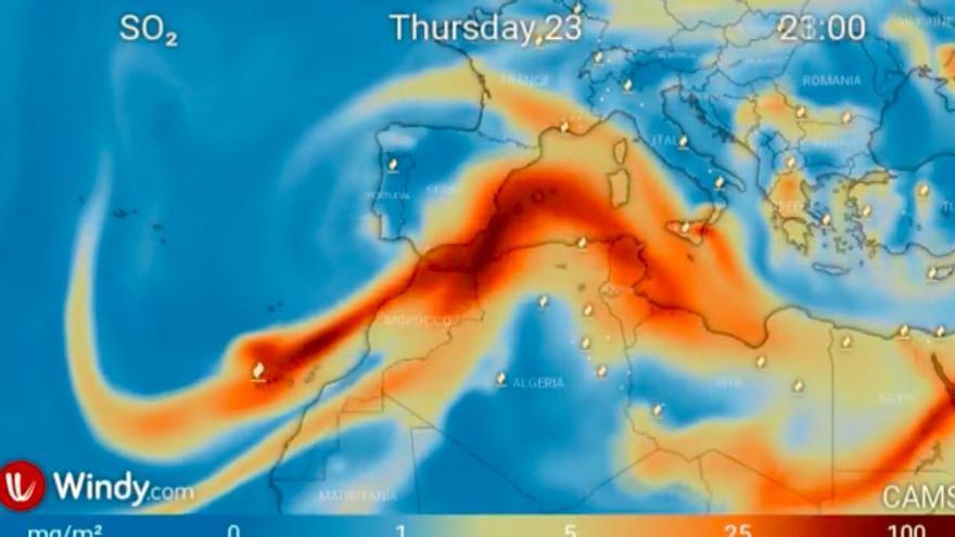 Saurer Regen nach Vulkanausbruch: Das sagen die Experten