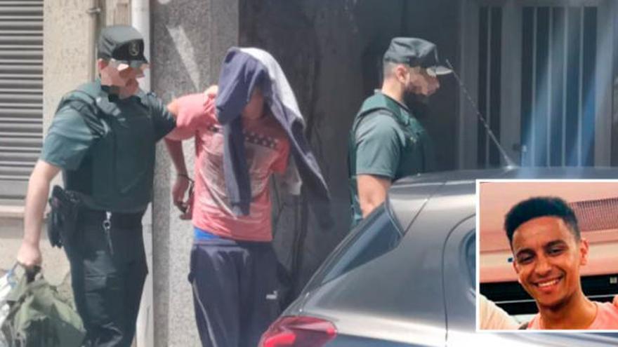 Detenido el sospechoso del apuñalamiento del joven muerto en Salceda esta madrugada