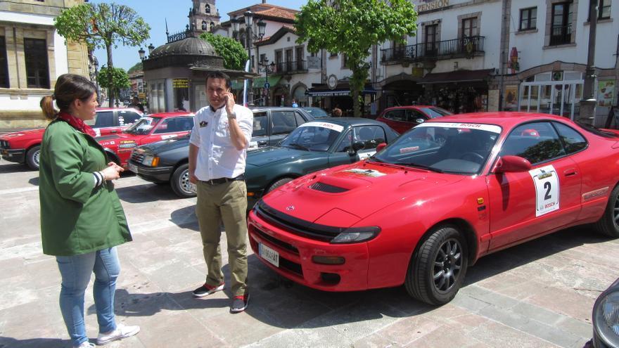 La Spain Clasicc Rally comienza este sábado, en Oviedo, con parada en Llanes, rumbo a Santander