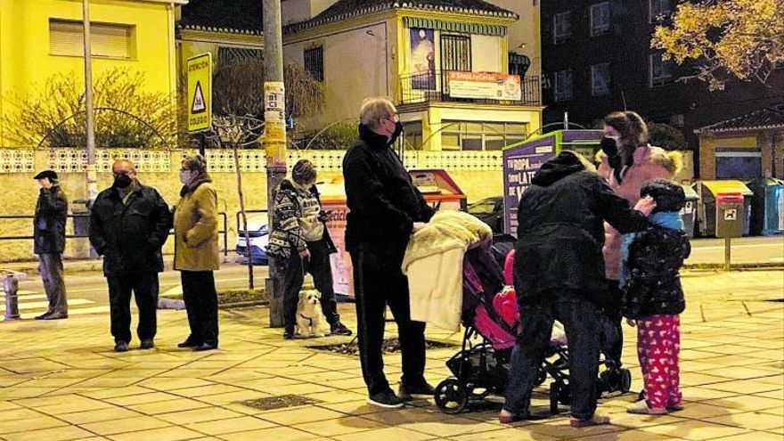Tres nuevos terremotos agitan Granada