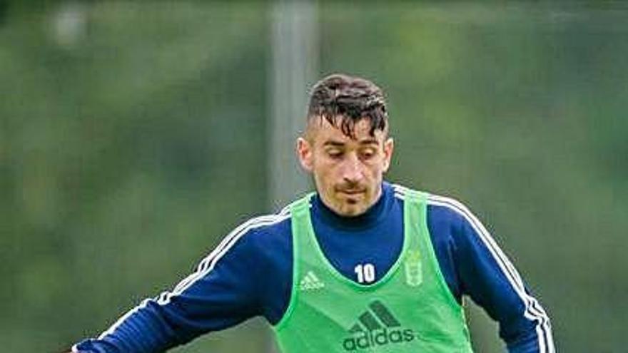 El Oviedo vuelve a entrenarse el viernes en El Requexón