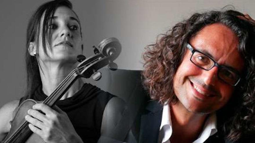 Cristina Gestido y Mario Bernardo