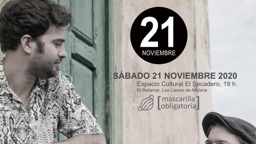Bocados Sonoros: concierto de Pablo Rodríguez & Humberto Ríos