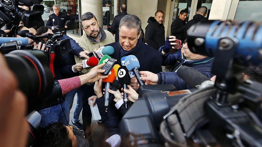 La UCO acredita que Zaplana pagó con dinero de los Cotino el pelotazo de La Finca