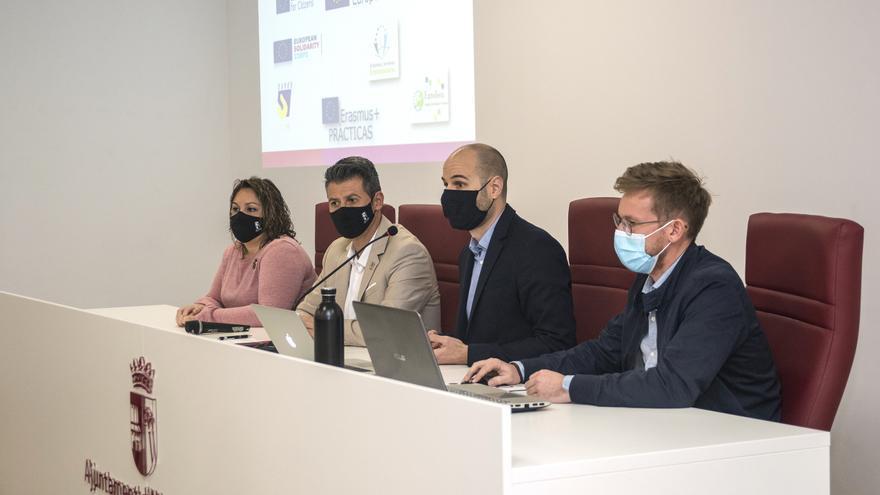 El Ayuntamiento de Almussafes presenta su Oficina de Proyectos Europeos