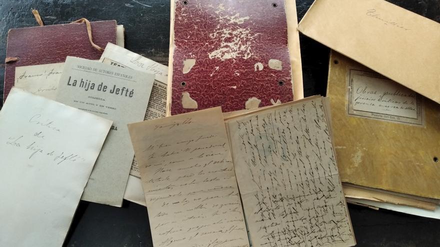 Un tesoro epistolar llega a Málaga