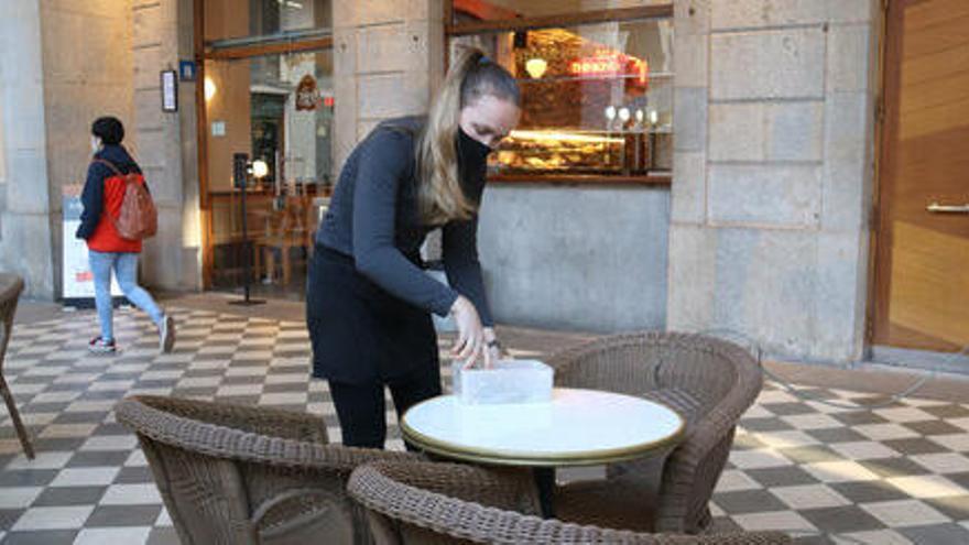 Girona suma 6.000 aturats més i la taxa puja fins al 14,71%