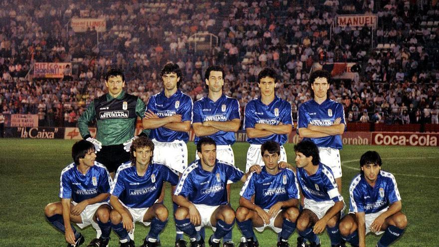 Euforia en diferido: 30 años de la clasificación del Oviedo para la Copa de la UEFA