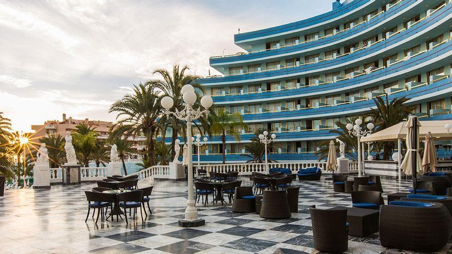 Una empresa canadiense compra el Mare Nostrum Resort de Tenerife