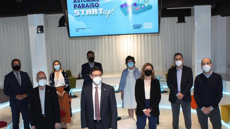 Sociedad Regional de Promoción busca 10 proyectos altamente innovadores para su Fondo Asturias Startup
