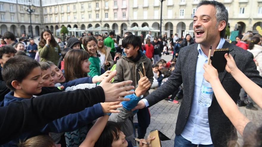 Día de la Educación Física en A Coruña