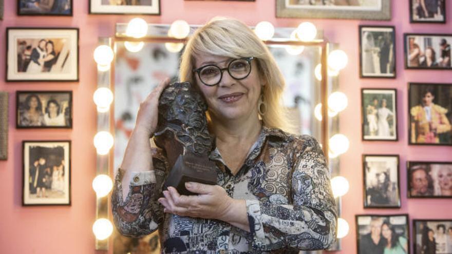 Amparo Sánchez, el Goya más valenciano