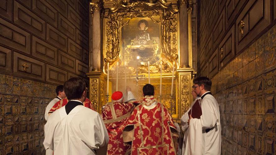 València celebra el sábado la fiesta de su patrón menos conocido