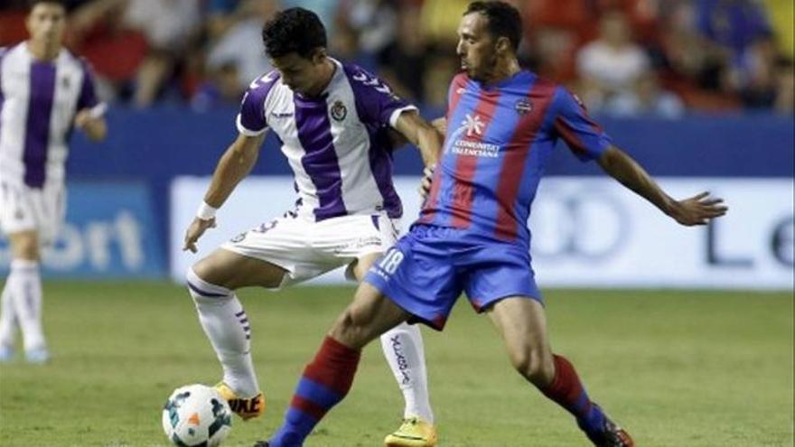 Sigue en directo el Levante - Real Valladolid