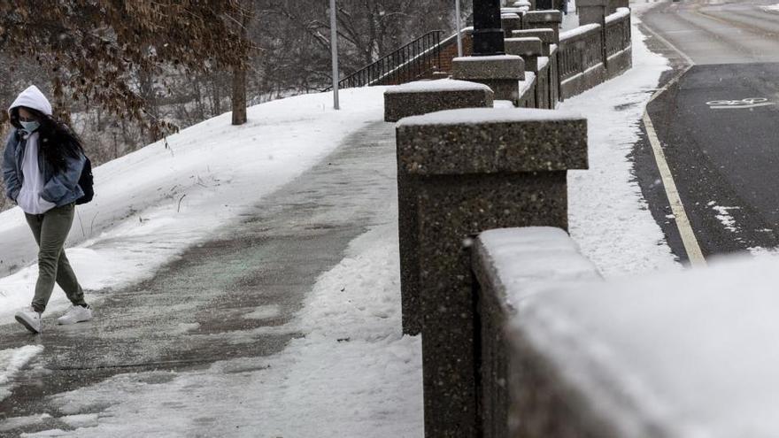 Hasta 23 muertos por la ola de frío polar en Estados Unidos
