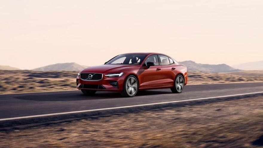Nuevo Volvo S60 2019, otra forma de entender la conducción