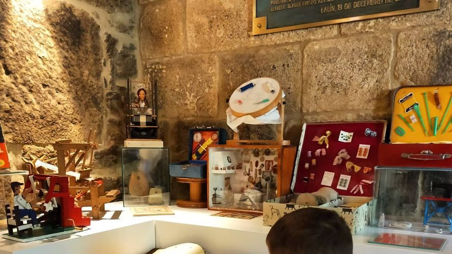 El Museo do Xoguete abrirá el 7 de agosto con más de mil piezas originales en el Pazo de Liñares