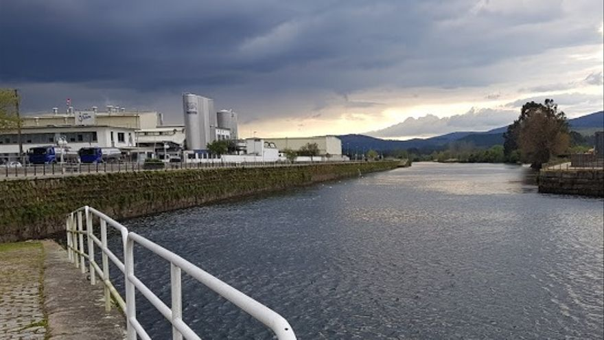 Nestlé declara la guerra a los gases de efecto invernadero desde Pontecesures