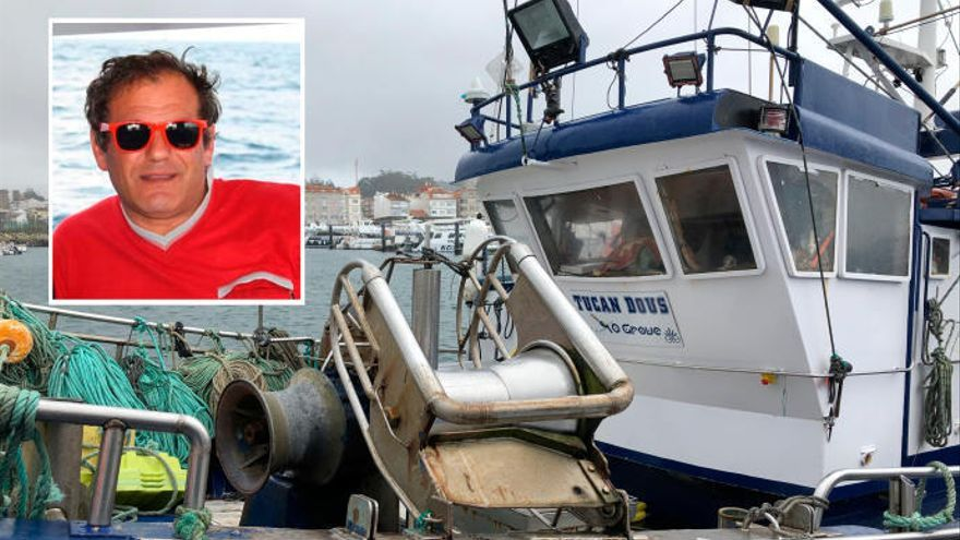 Un muerto y un herido tras caer de un pesquero en Ons