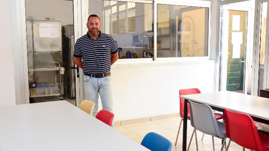 Sale a concurso el nuevo centro de día para personas sin techo en La Isleta