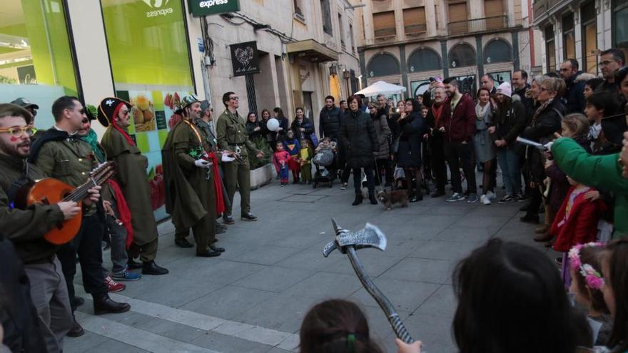 El Ayuntamiento de Zamora repartirá 24.000 euros en premios de Carnaval