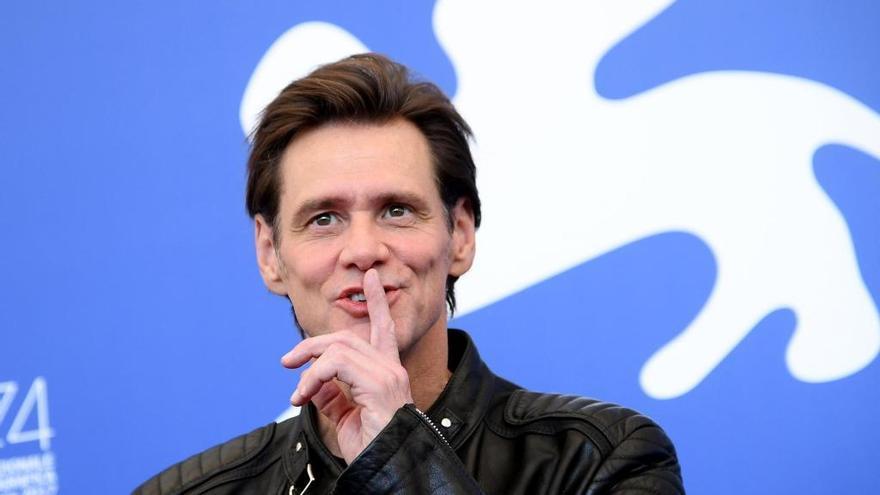 """Jim Carrey: """"Hay un personaje que me ha interpretado toda la vida"""""""