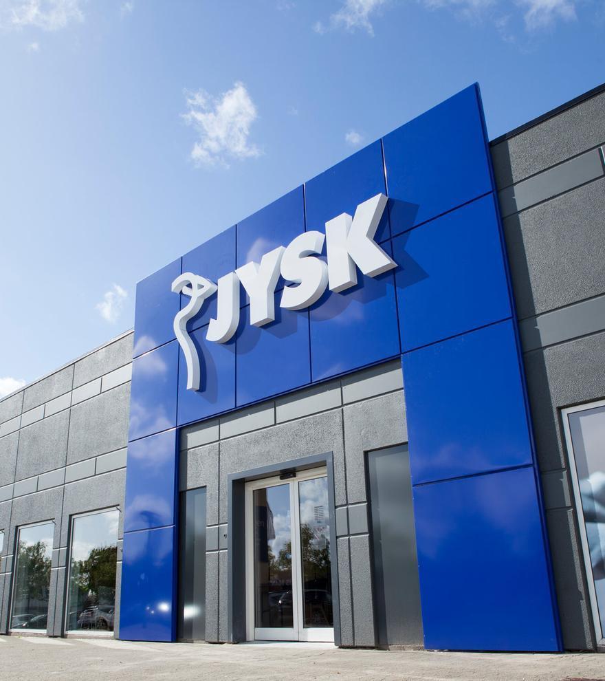 JYSK renueva su tienda en Rojales