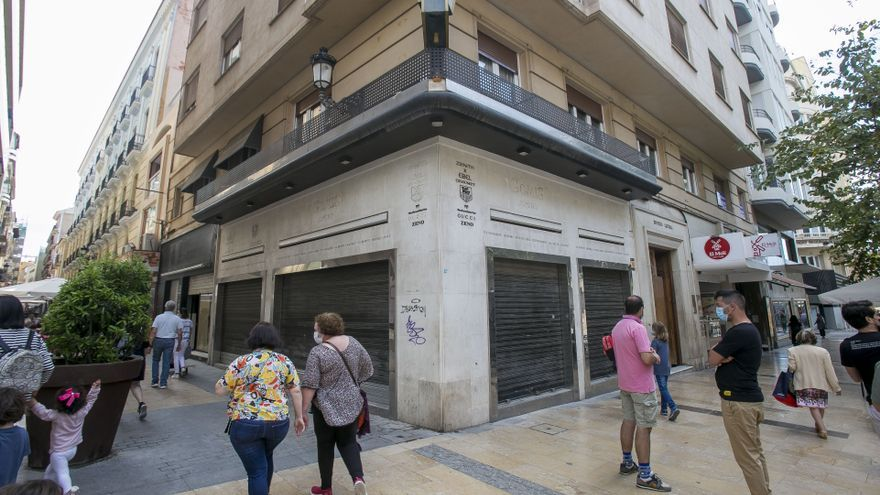 Ayudas por 160.000 euros para apoyar al comercio y la hostelería de Alicante