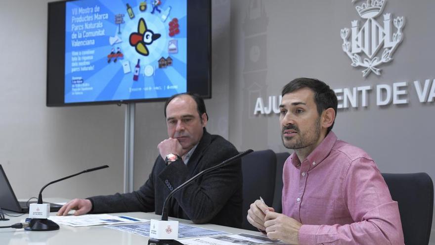 Los parques naturales valencianos mostrarán el domingo su potencial como generadores económicos